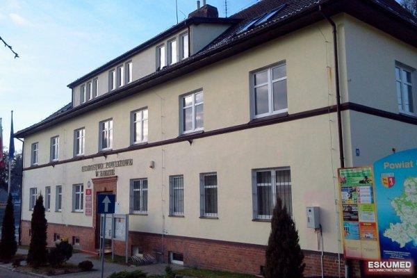 Szkolenie w Starostwie Powiatowym w Łobzie